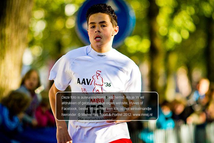 Niels Mijnsbergen, Maliebaanloop, AAV 36, Michel Reij Sport & Portret, Www.mreij.nl, Sportfotografie, Portretfotografie, Utrecht, Atletiek, Hardlopen, Running, Atletiekvereniging Phoenix, AV Phoenix, Maliebaan